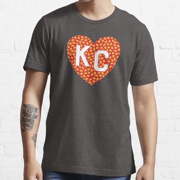 Arrowhead KC Heart Essential T-Shirt