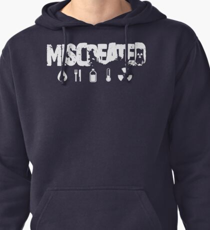 Miscreated Hoodie White Text (Official) T-Shirt