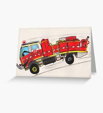 On the Go Greeting Card