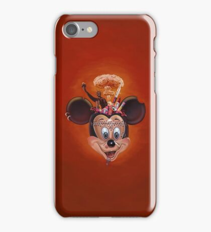 Walt's Nightmare iPhone Case/Skin