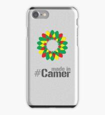 Made in Camer iPhone Case/Skin