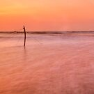 Standing against the tides of time by Prasad