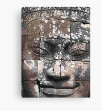Smiles Of Cambodia Canvas Print