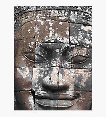 Smiles Of Cambodia Photographic Print