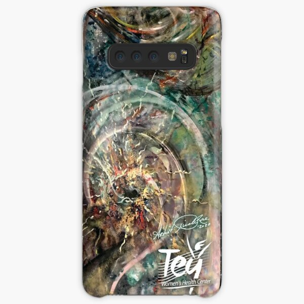 "(Tey Logo) ""Sacrifice For Love"" artwork supporting health promotions for women's needs & care in the Rio Grande Valley Samsung Galaxy Snap Case"