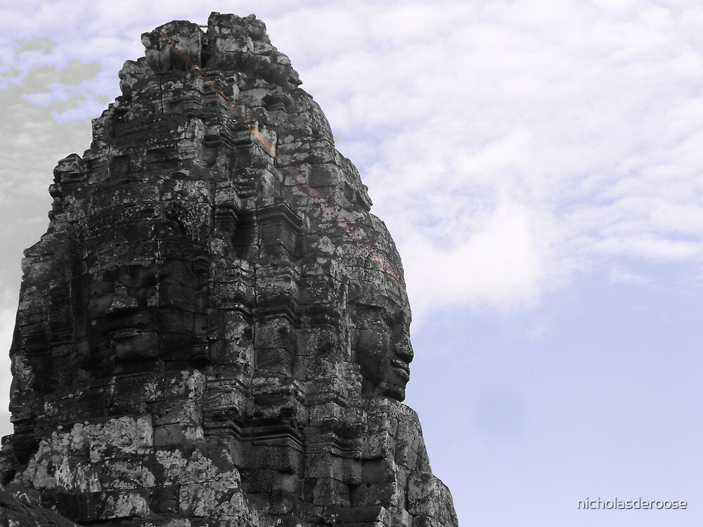 Stone Guardians by nicholasderoose