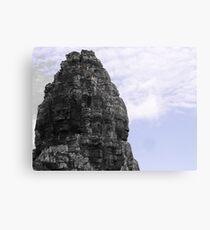 Stone Guardians Canvas Print