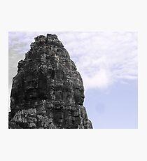 Stone Guardians Photographic Print