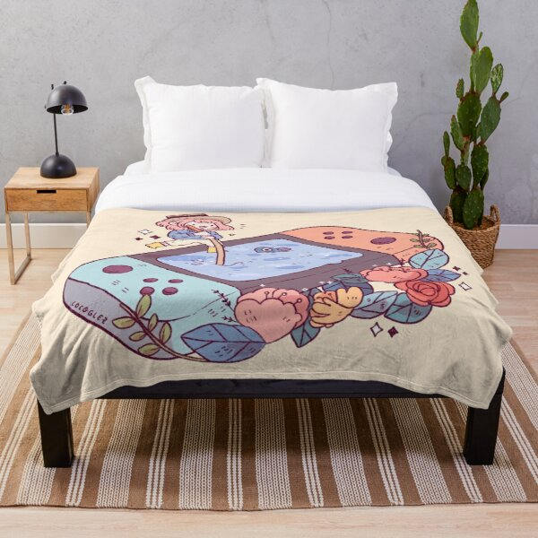 Animal Crossing new horizons Throw Blanket