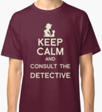 Consult the Detective Classic T-Shirt