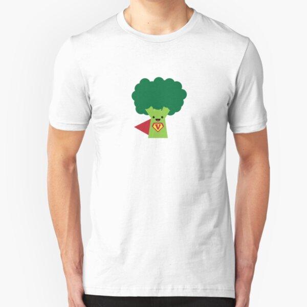 Super Broccoli Slim Fit T-Shirt