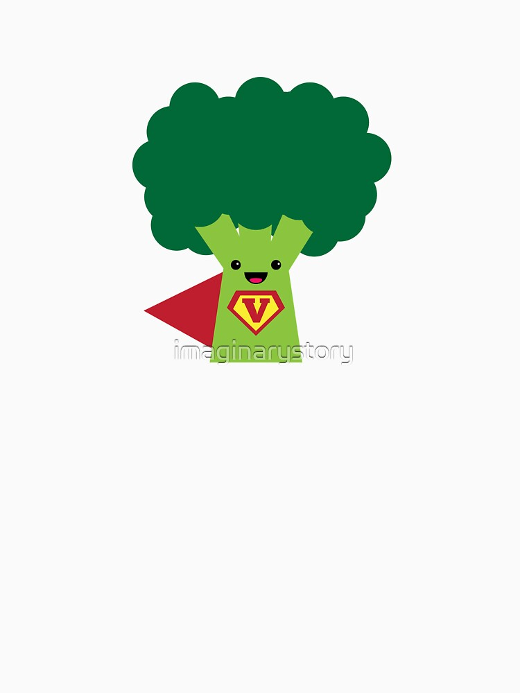 TShirtGifter presents: Super Broccoli | Unisex T-Shirt