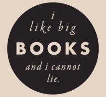 Big Books Love | Unisex T-Shirt