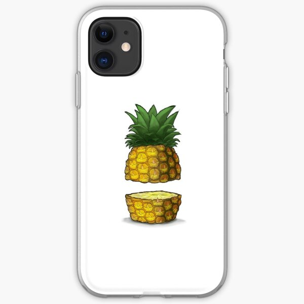 Pineapple Duet iPhone Soft Case