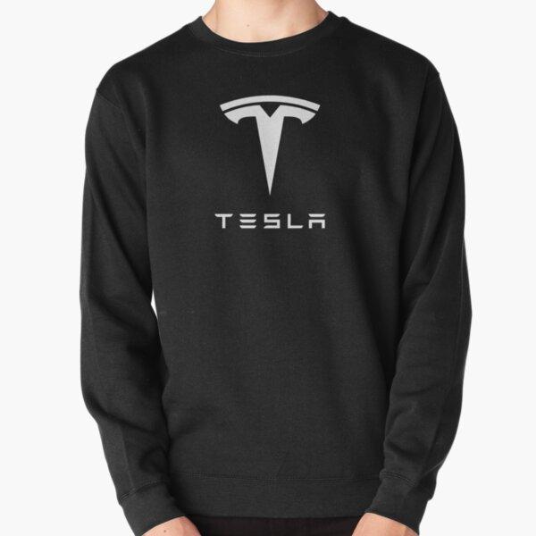 BEST SELLER - Tesla Logo Pullover Sweatshirt