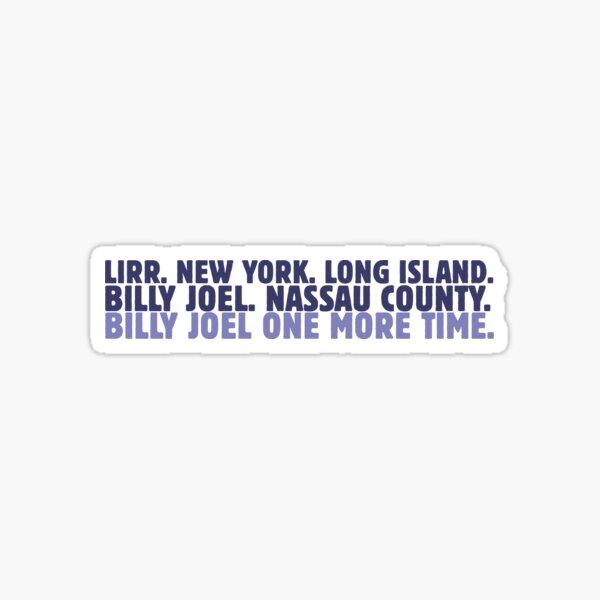 Schmidt Long Island Sticker