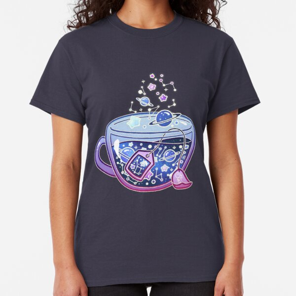 Galaxy Tea Classic T-Shirt
