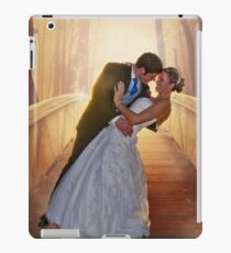Wedding Bride and Groom iPad Case/Skin
