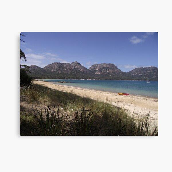 Coles Bay, e.coast Tasmania Canvas Print