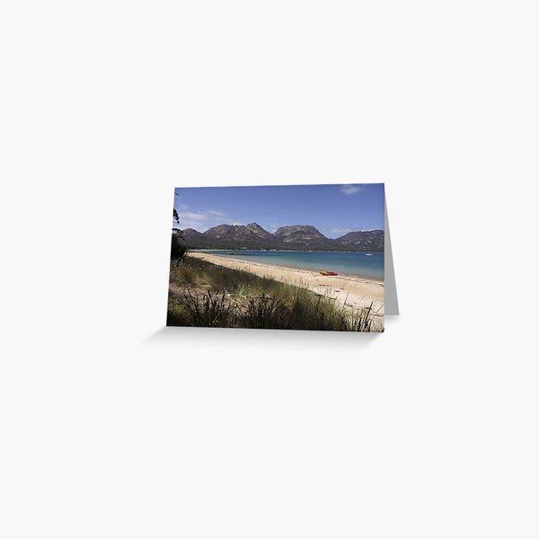 Coles Bay, e.coast Tasmania Greeting Card