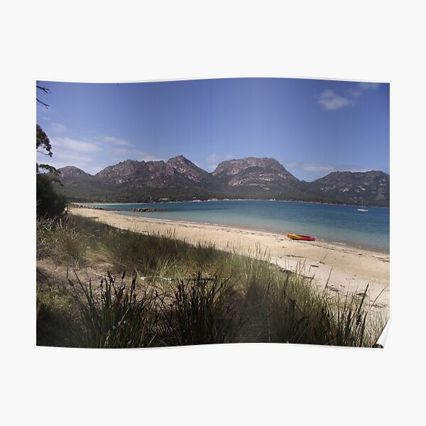 Coles Bay, e.coast Tasmania Poster