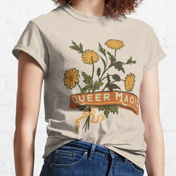 du pouvoir T-shirt classique
