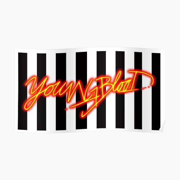 5sos Youngblood Póster
