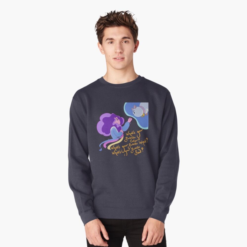 Questions worth asking  Pullover Sweatshirt