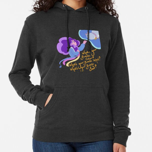 Questions worth asking  Lightweight Hoodie