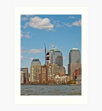 Lámina artística New York City