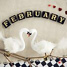 February by Yuliya Art