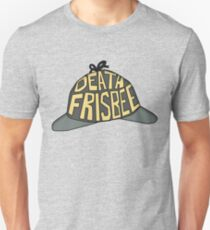 Death Frisbee Unisex T-Shirt