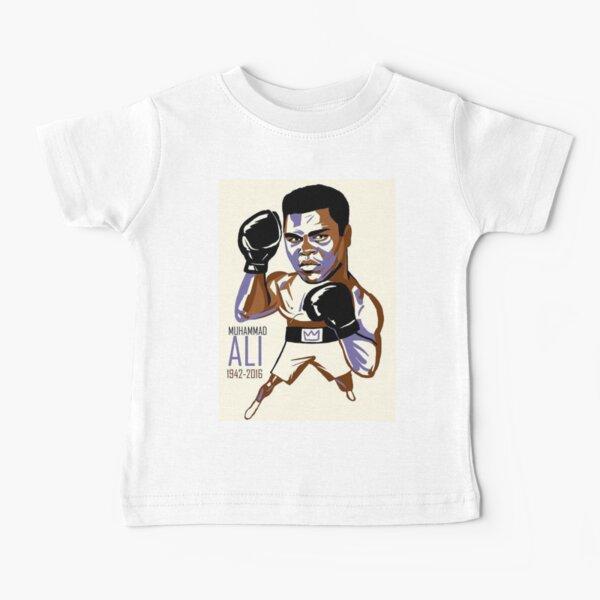Muhammad Ali 1942 - 2016 Baby T-Shirt