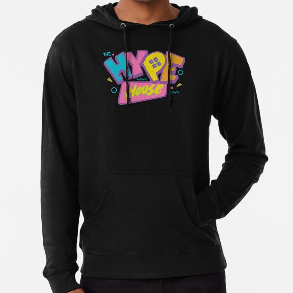 The Hype House Lightweight Hoodie