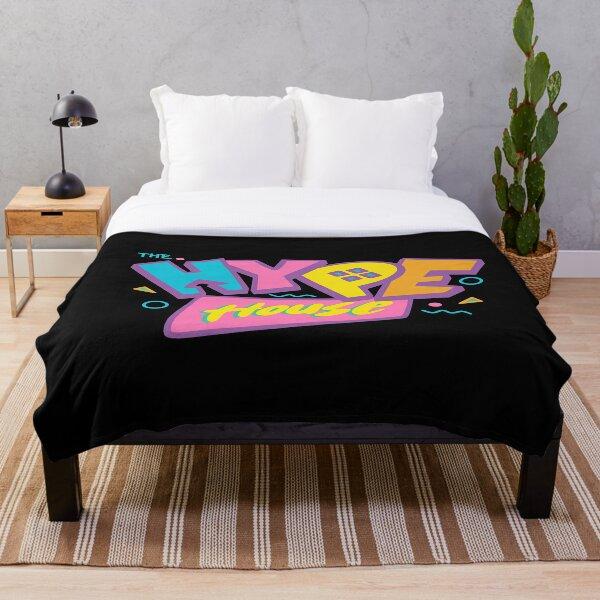 The Hype House Throw Blanket