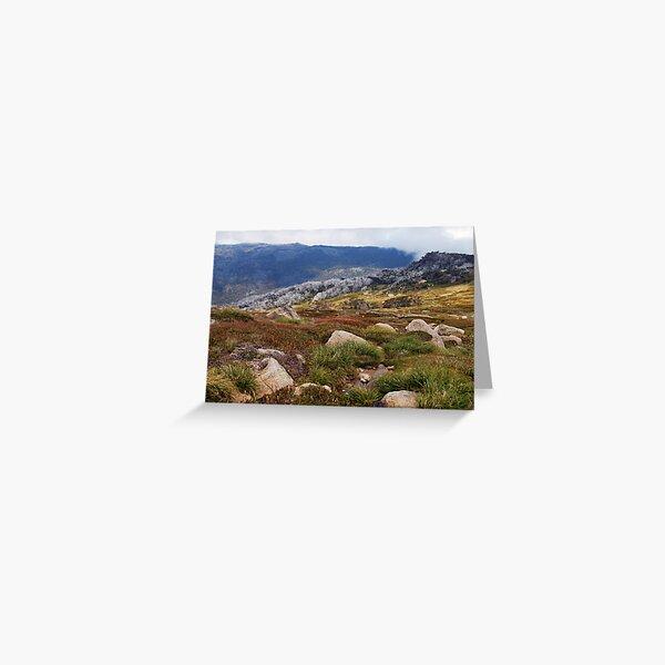 Ramshead vista Greeting Card