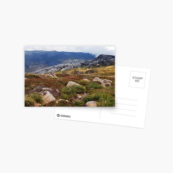 Ramshead vista Postcard
