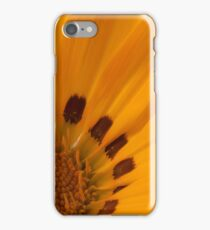 Gazania Macro Details iPhone Case/Skin