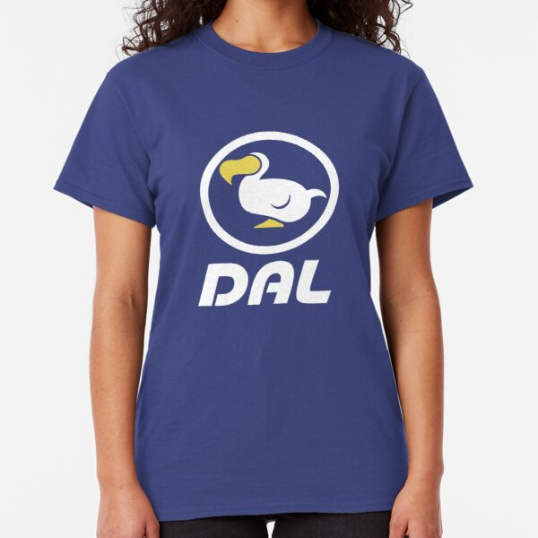 Dodo Airlines Simple Logo  Classic T-Shirt