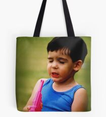 You Little Squirt Tote Bag