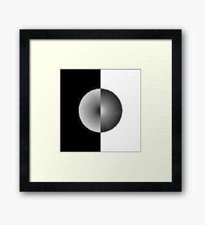 Spiral I - T Framed Print