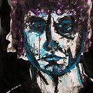 Brett Whiteley blue by Harry Kent
