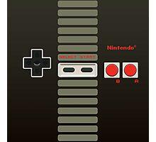 Nintendo Controller Photographic Print