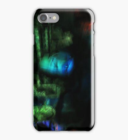When the Shark Bites iPhone Case/Skin