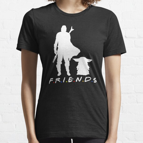 best friends l mando and baby Essential T-Shirt