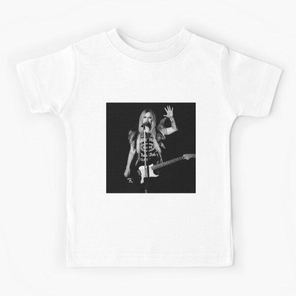 Avril Lavigne Camiseta para niños