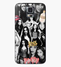 Funda/vinilo para Samsung Galaxy Lauren Jauregui de Fifth Harmony Collage