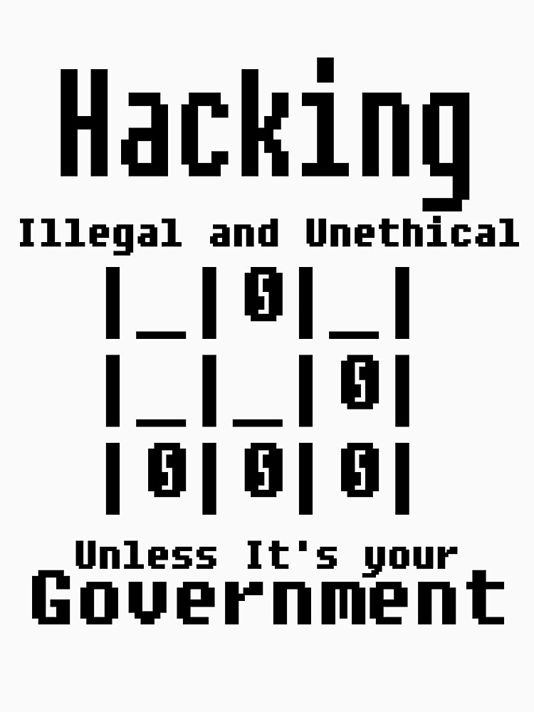Government Hacking by zmccurdy