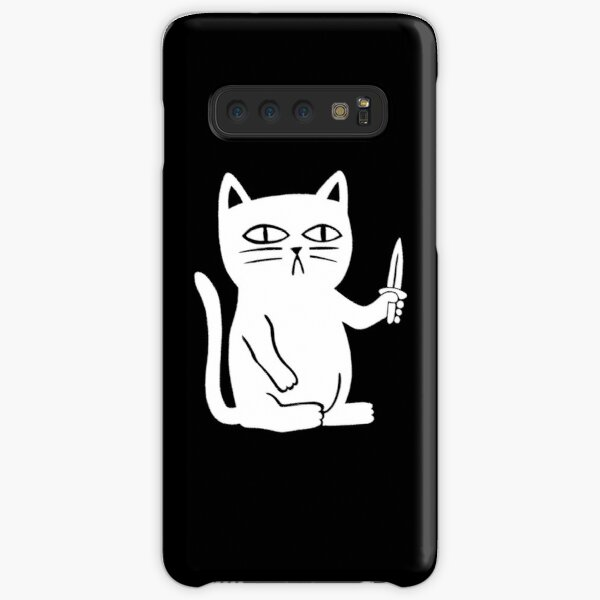 Stabby Cat Samsung Galaxy Snap Case