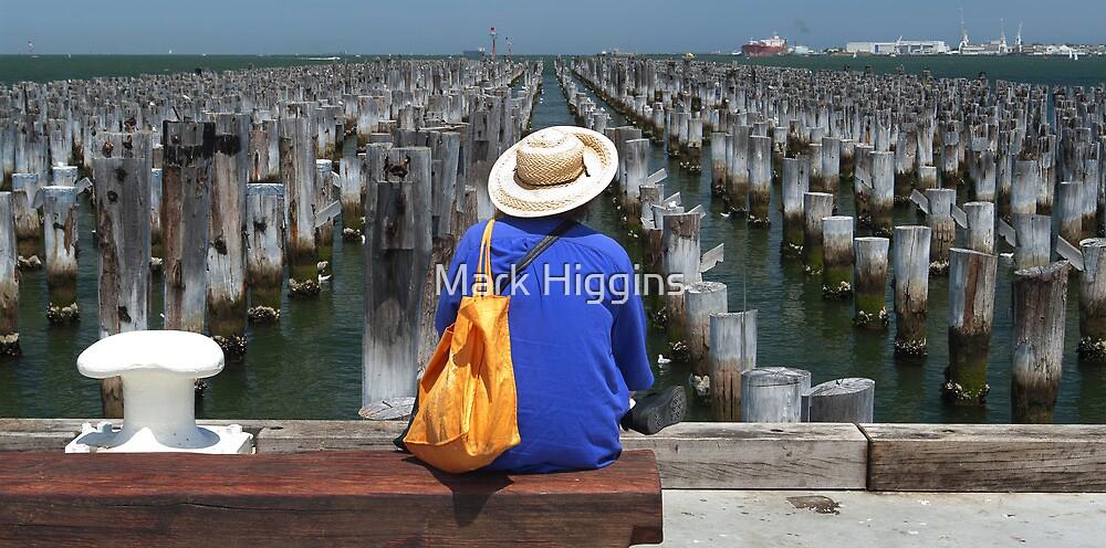 Pier Pressure by Mark Higgins